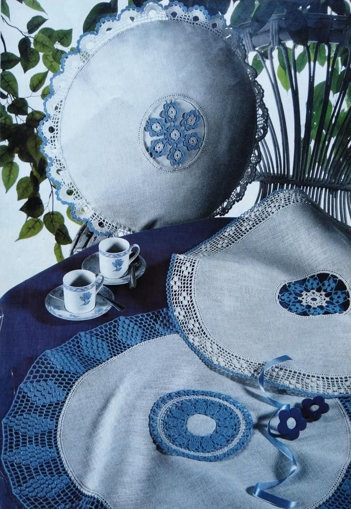 Diana Креатив  «Филейное вязание» , №8/2001. Фото работ, фото № 21