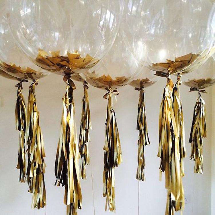 Золотой новогодний декор: 15 классных идей, фото № 28