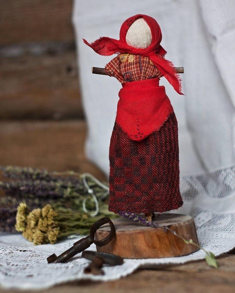 История и особенности русской тряпичной куклы, фото № 21