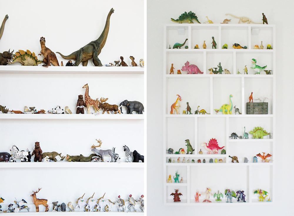 Коллекционируем красиво: 40+ впечатляющих полок для хранения коллекций, фото № 34