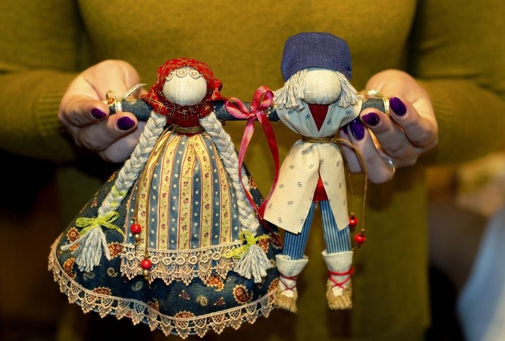 История и особенности русской тряпичной куклы, фото № 42