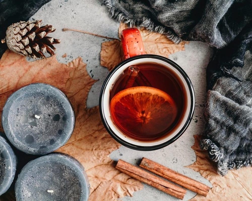 Tea Break: 5 Best Autumn Tea Recipes, фото № 1
