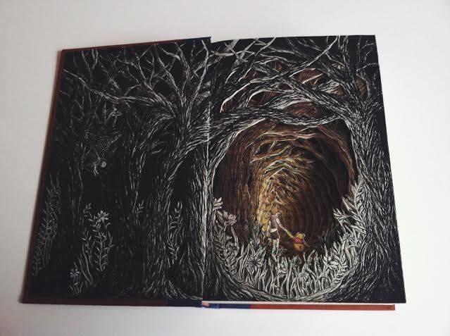 Isobelle Ouzman создаёт удивительные многослойные композиции, вырезанные из старых книг, фото № 32