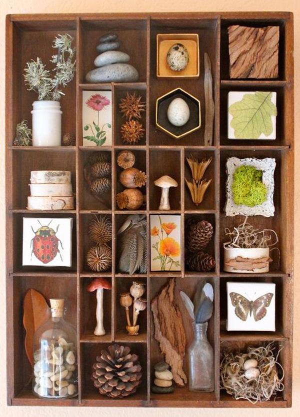 Коллекционируем красиво: 40+ впечатляющих полок для хранения коллекций, фото № 44