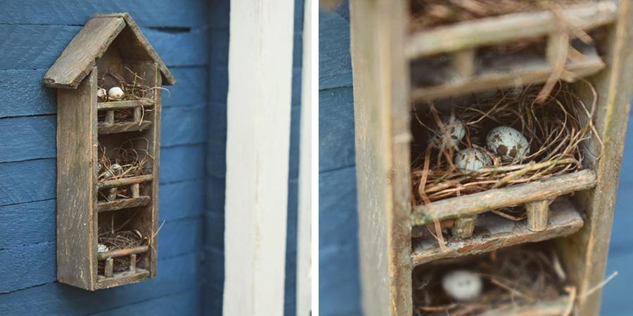 Финская художница создает дома мечты... в миниатюре, фото № 38