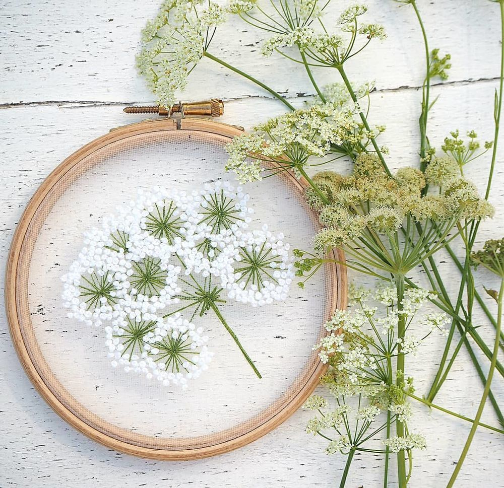 Incredibly Delicate And Airy Embroidery!, фото № 4