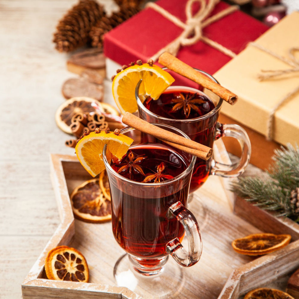 Time For Mulled Wine: How To Make A Warming Winter Drink. 5 Recipes For Every Taste!, фото № 2
