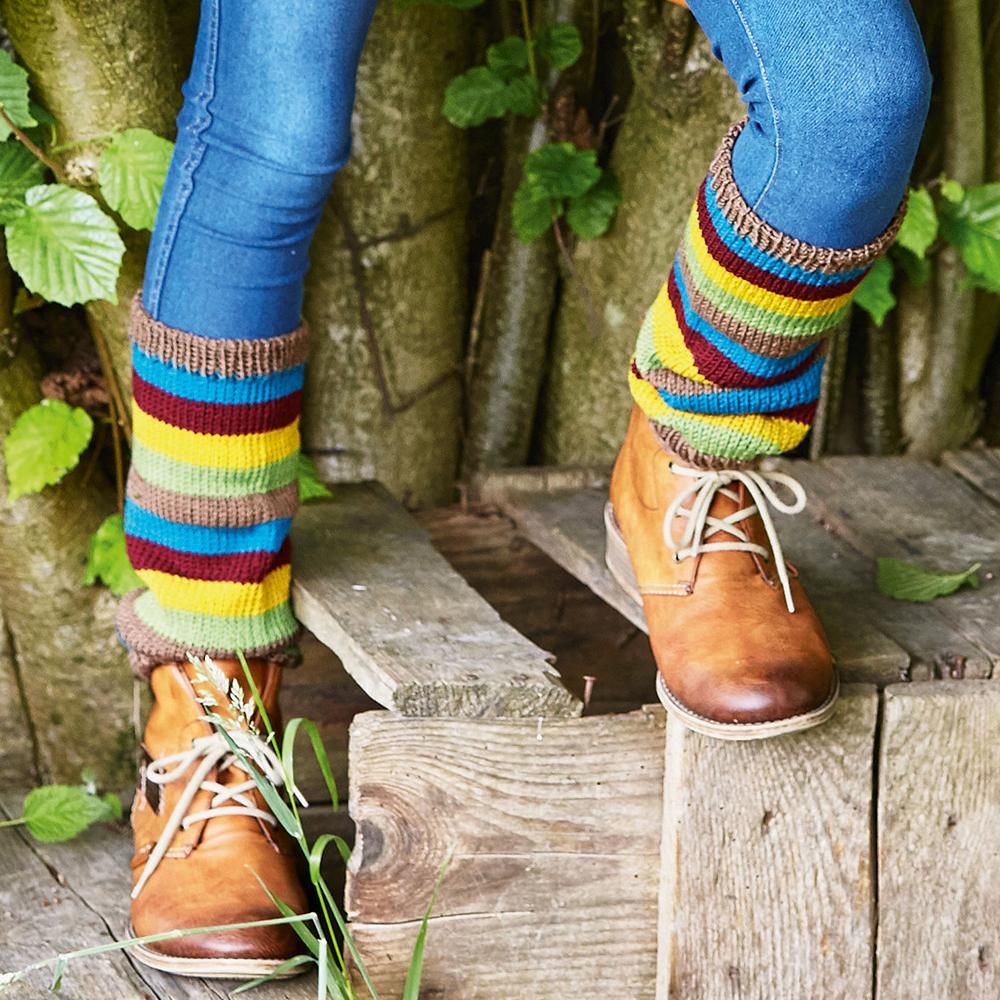 К зиме готовы! 50 идей вещей для вязания спицами, фото № 38