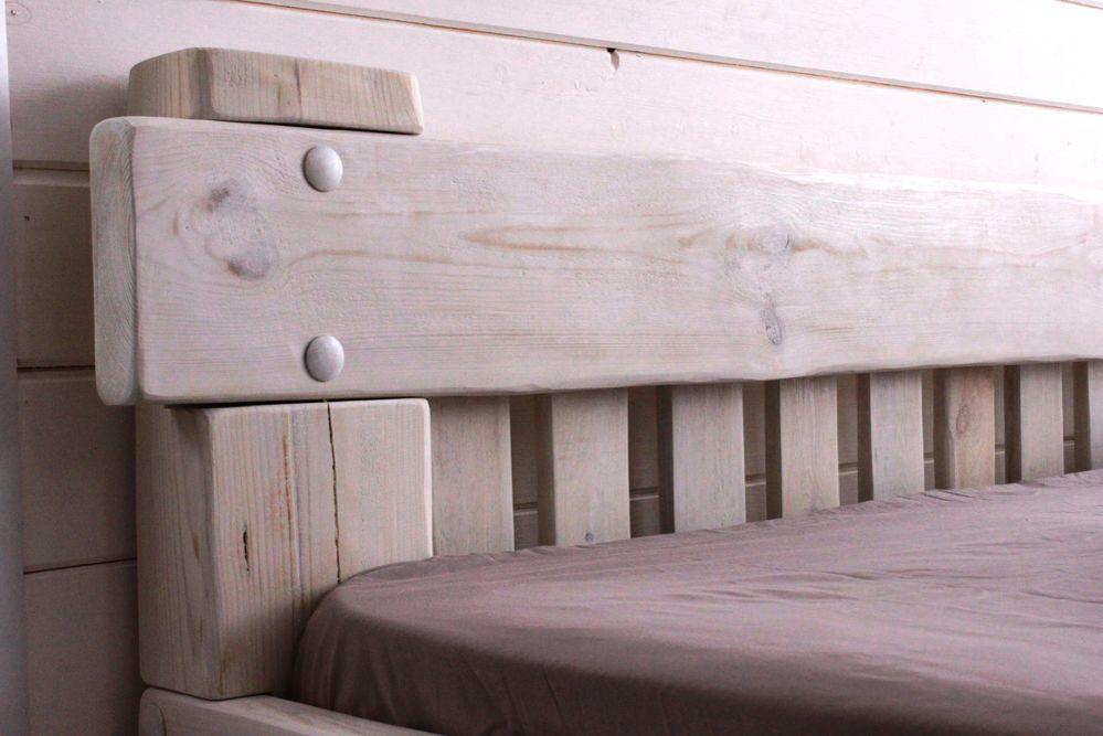 кровать винтажная, интерьер спальни