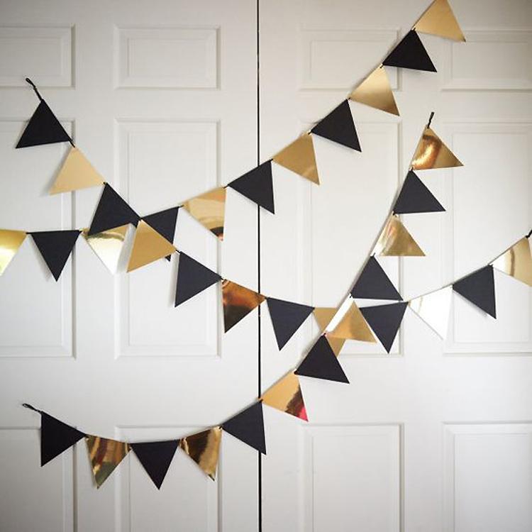 Золотой новогодний декор: 15 классных идей, фото № 18