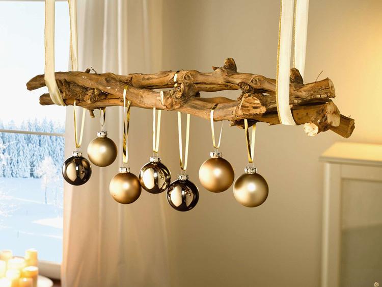 Золотой новогодний декор: 15 классных идей, фото № 10
