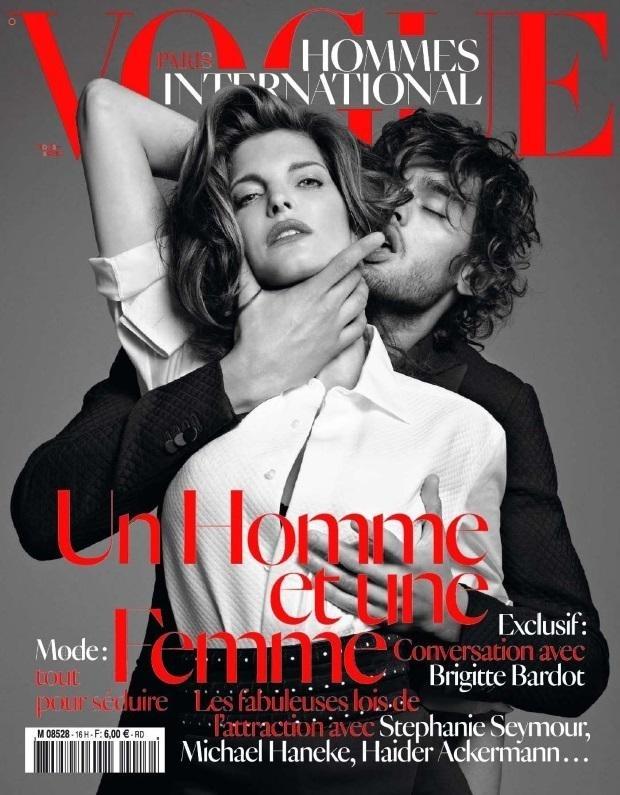 Мастер провокации. 10 самых скандальных обложек журнала Vogue, фото № 9