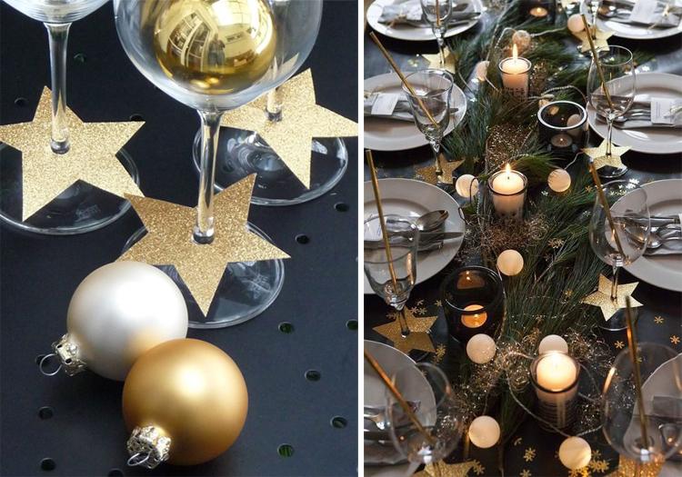 Золотой новогодний декор: 15 классных идей, фото № 32