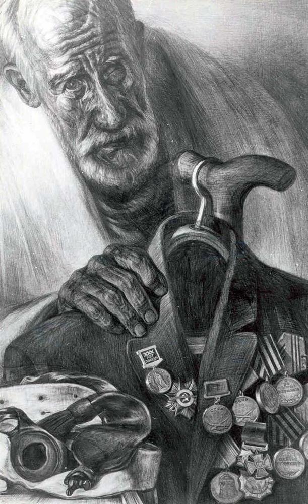 «Листы скорби» Геннадия Доброва или оборотная сторона Победы! – Ярмарка Мастеров<br />