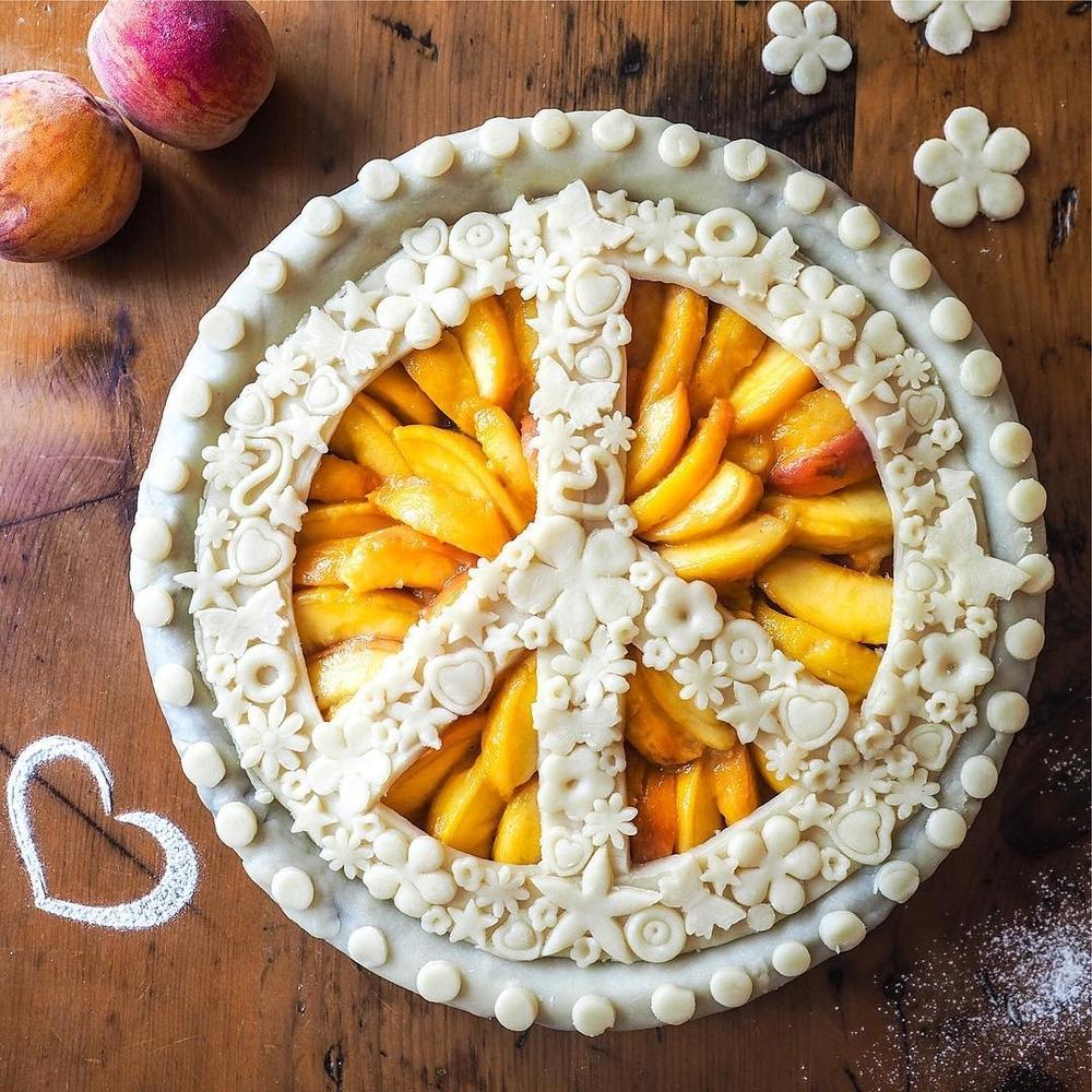 Самоучка печет пироги невероятной красоты: кулинарные шедевры от Helen Nugent + 3 секрета идеальной выпечки, фото № 18