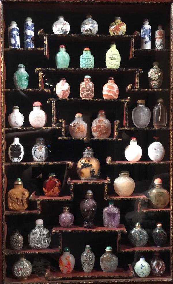 Коллекционируем красиво: 40+ впечатляющих полок для хранения коллекций, фото № 12