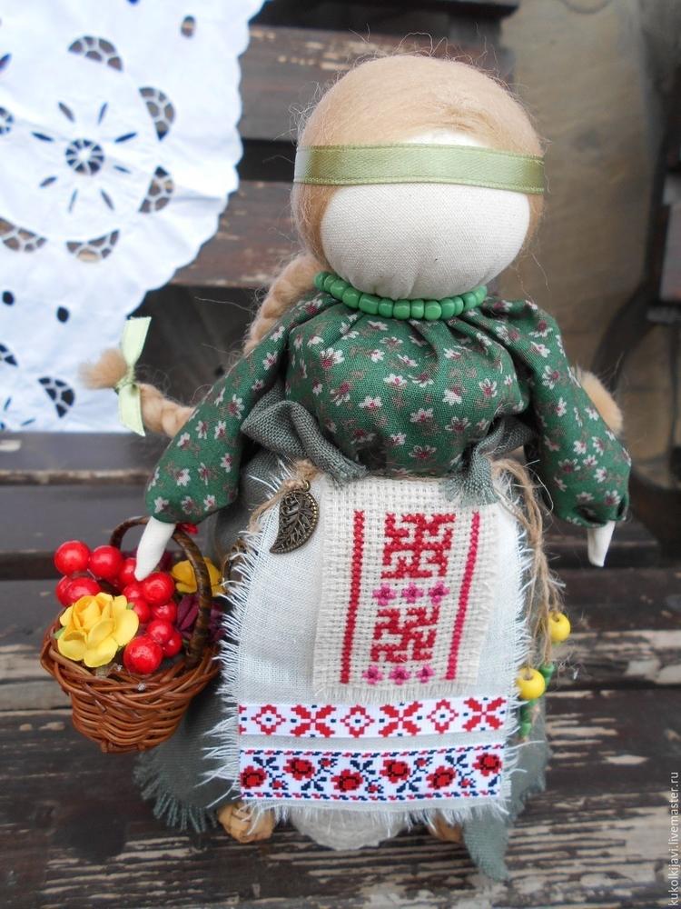 История и особенности русской тряпичной куклы, фото № 15