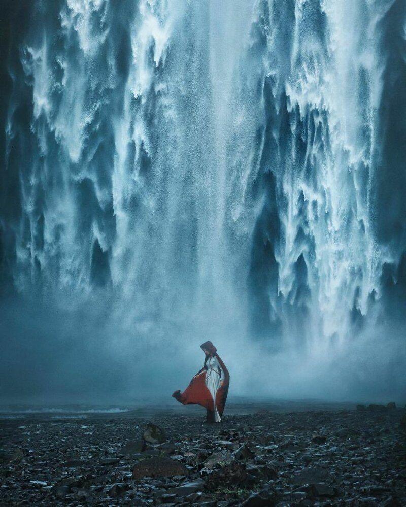 Сказка наяву путешественники Тиджей Дрисдейл и Виктория Йор фотографируют такие уголки планеты, что начинаешь верить, что сказочные миры существуют, фото № 26