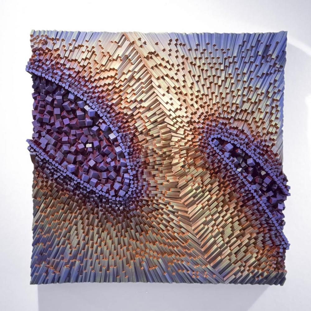 Необычные деревянные скульптуры от Джил Брювель, фото № 20