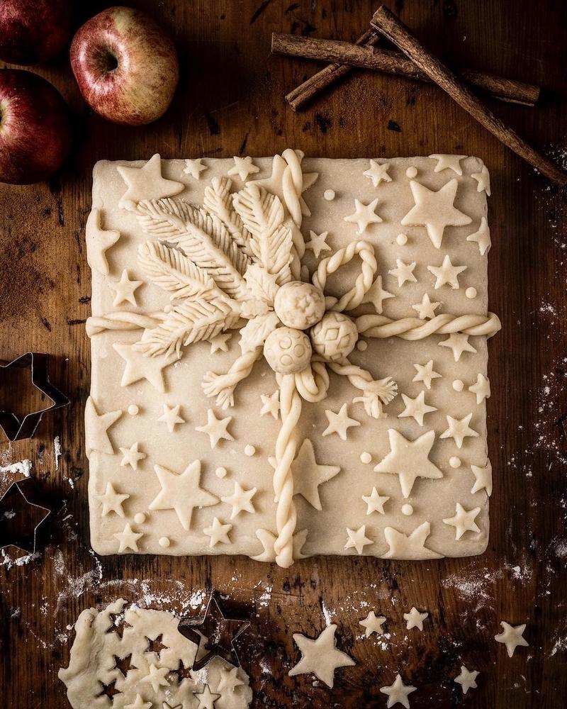 Самоучка печет пироги невероятной красоты: кулинарные шедевры от Helen Nugent + 3 секрета идеальной выпечки, фото № 43
