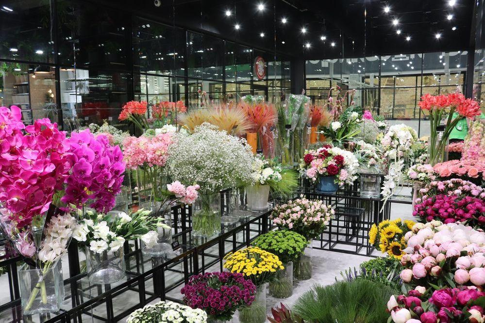 Новый «Леруа Мерлен ЗИЛ» не просто строительный магазин. Там есть мастерская, свежесрезанные цветы и даже роботизированная нога!, фото № 15
