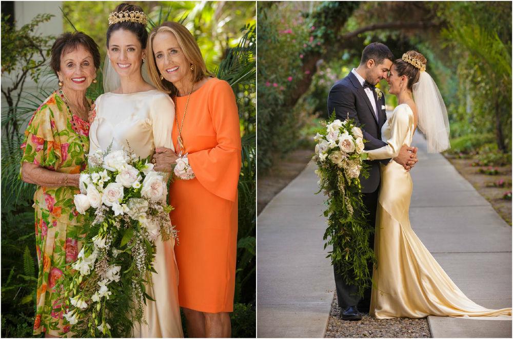 История одного свадебного платья 85 лет и 4 поколения женщин семьи выходят замуж в одном платье, фото № 6