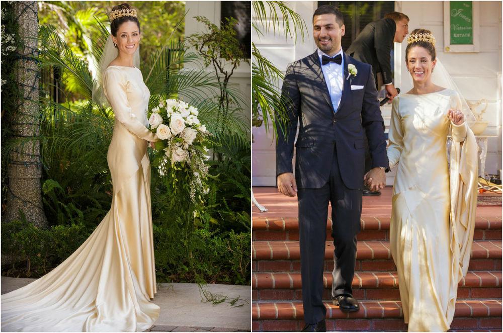 История одного свадебного платья 85 лет и 4 поколения женщин семьи выходят замуж в одном платье, фото № 7