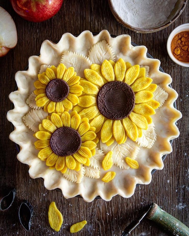 Самоучка печет пироги невероятной красоты: кулинарные шедевры от Helen Nugent + 3 секрета идеальной выпечки, фото № 2