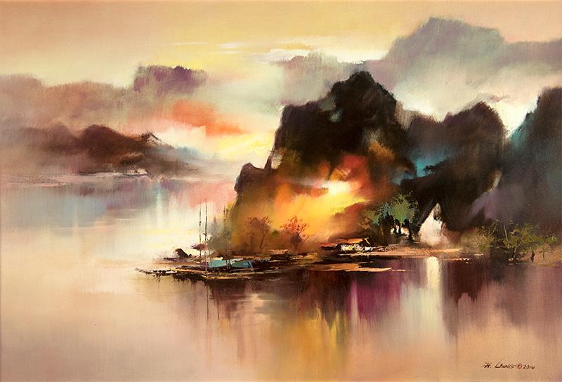 Кен Хонг Лунг — мастер волшебных пейзажей, фото № 4