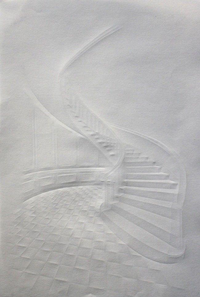 Бумажные шедевры кельнского художника, фото № 13