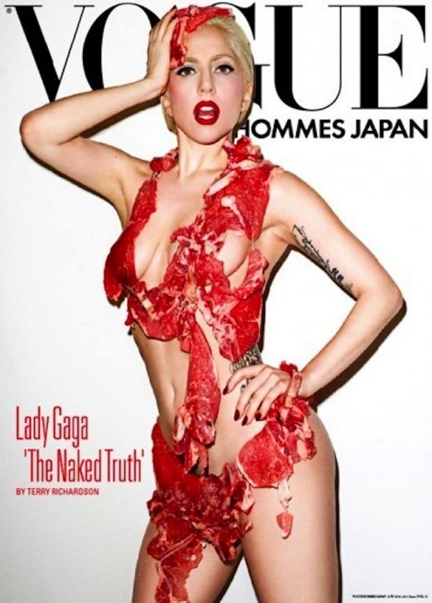 Мастер провокации. 10 самых скандальных обложек журнала Vogue, фото № 8