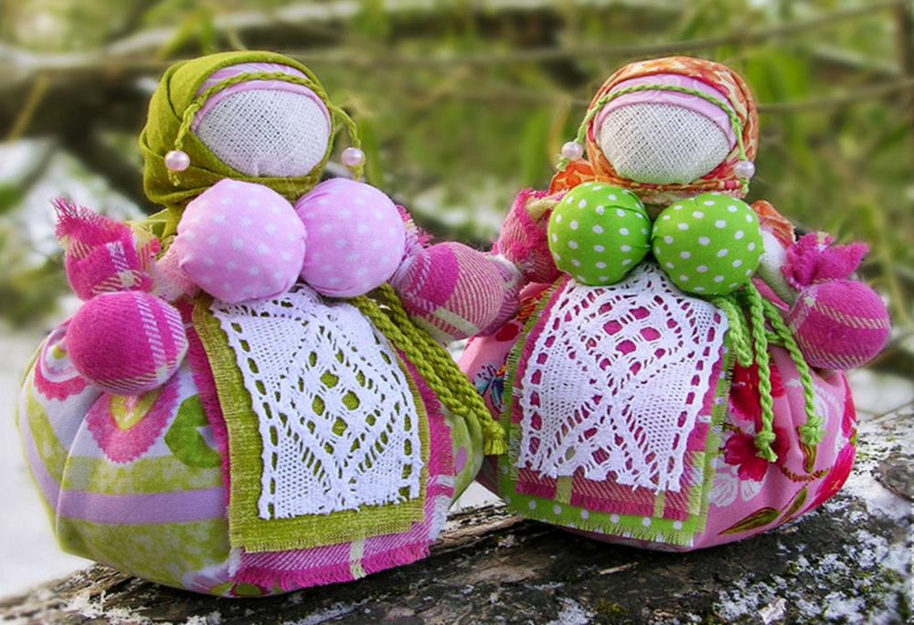 История и особенности русской тряпичной куклы, фото № 18
