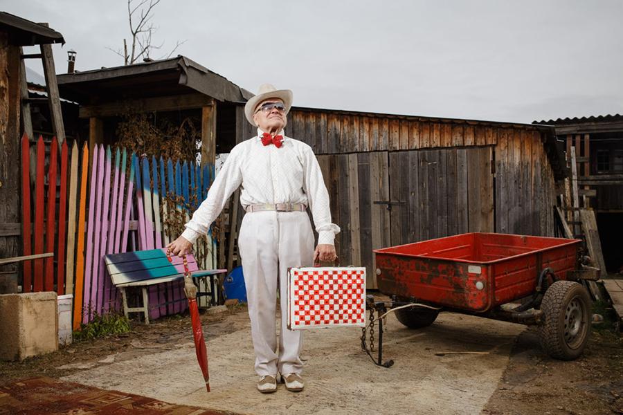 Вятский модник: как 72-летний пенсионер своими нарядами дает фору молодым, фото № 1