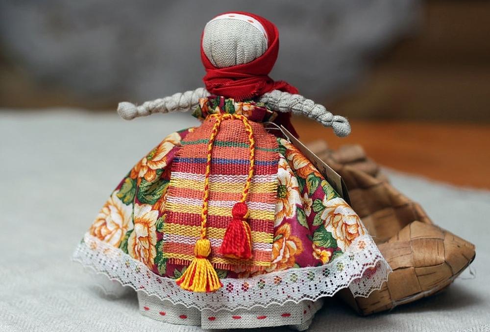 История и особенности русской тряпичной куклы, фото № 35