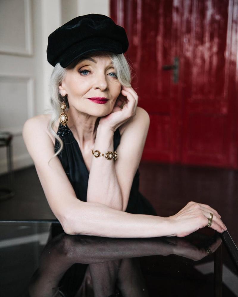 Как 64-летняя петербурженка стала моделью года, фото № 13