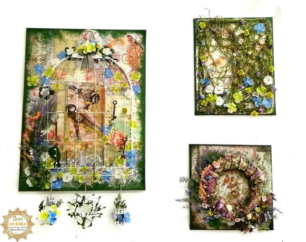 сад цветы картина купить