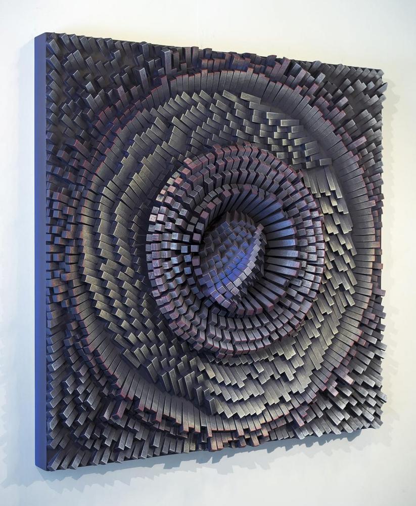 Необычные деревянные скульптуры от Джил Брювель, фото № 28