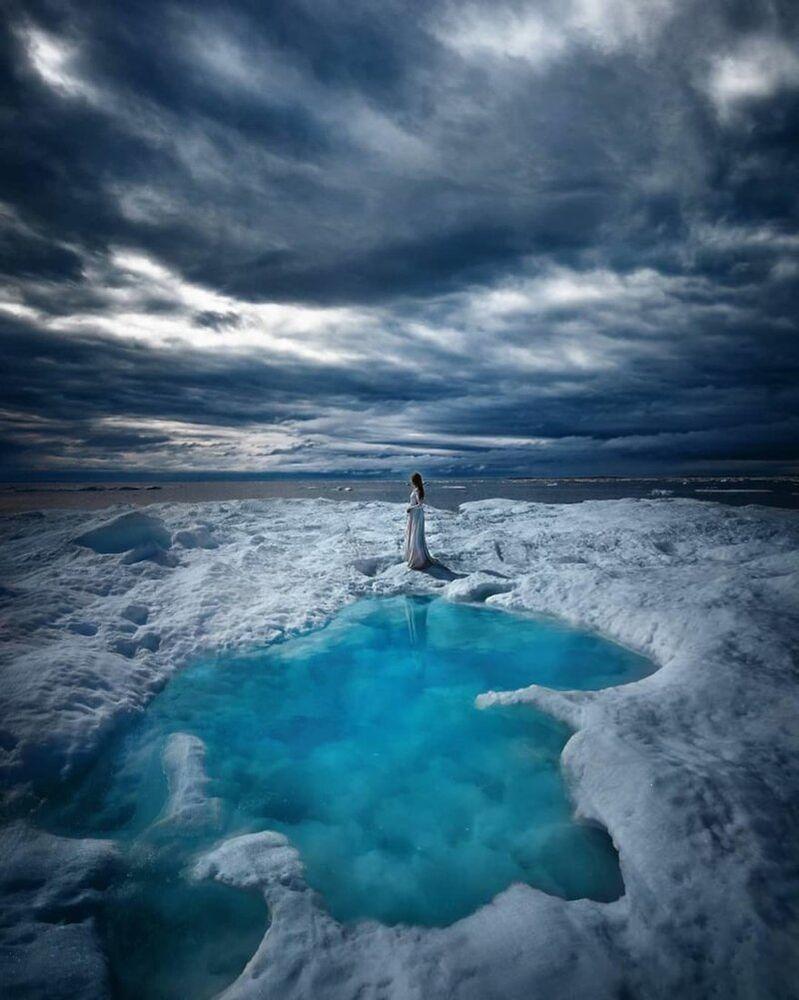Сказка наяву путешественники Тиджей Дрисдейл и Виктория Йор фотографируют такие уголки планеты, что начинаешь верить, что сказочные миры существуют, фото № 40