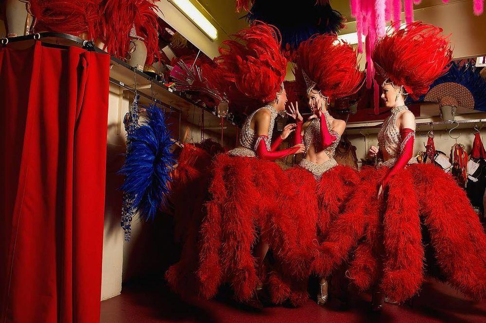 130 лет Мулен Руж великолепие и фееричность костюмов знаменитого кабаре, фото № 14