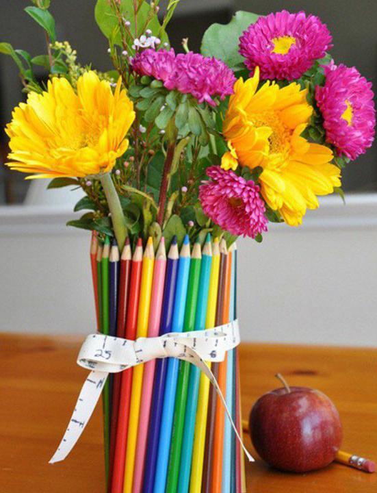 20 идей букетов к первому сентября, которые удивят учителя, фото № 8