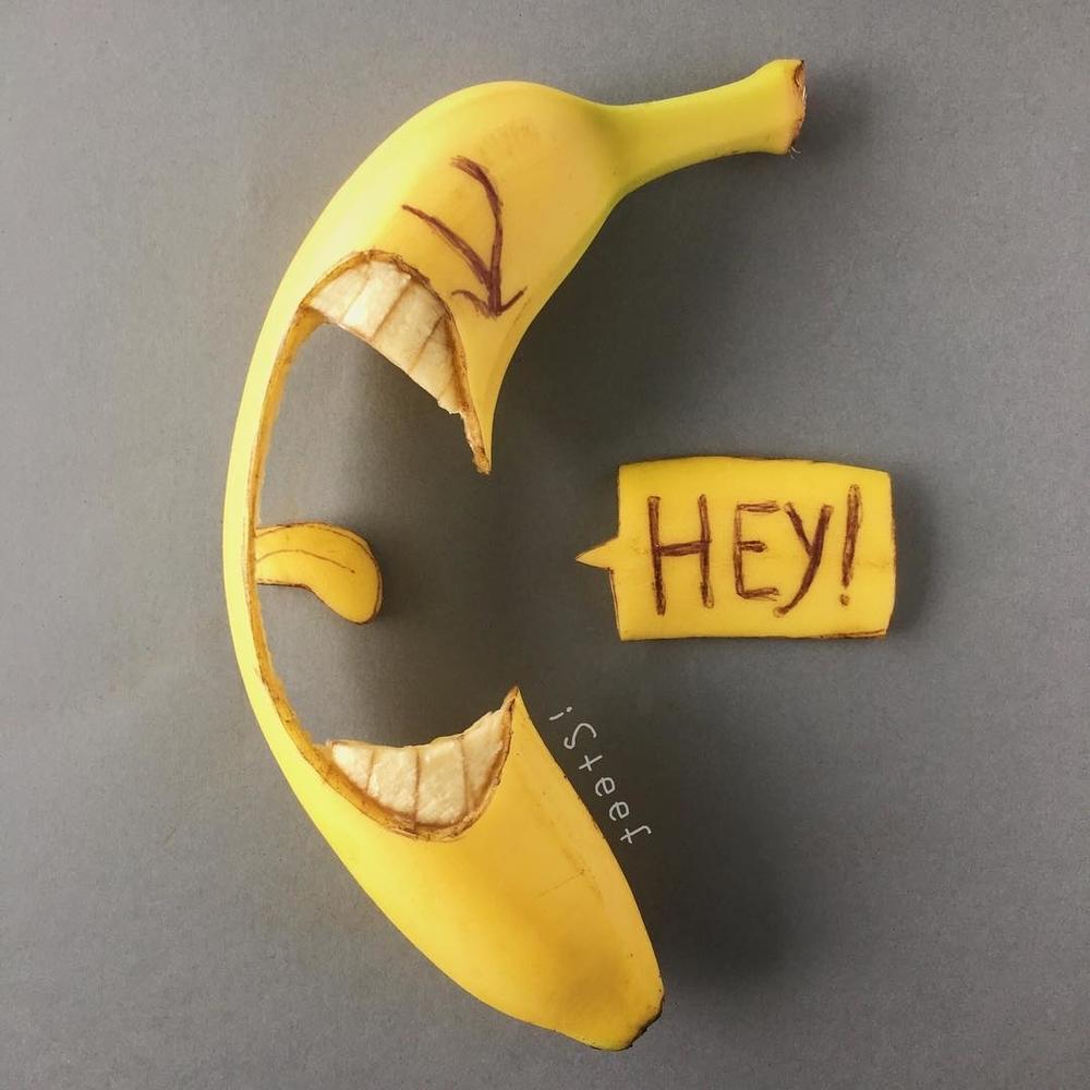 Повелитель бананов Стивен Брюче меняет наше привычное представление об этом фрукте в своём творчестве!, фото № 11