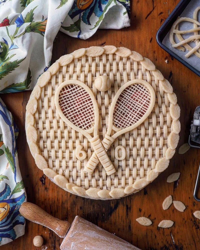 Самоучка печет пироги невероятной красоты: кулинарные шедевры от Helen Nugent + 3 секрета идеальной выпечки, фото № 3