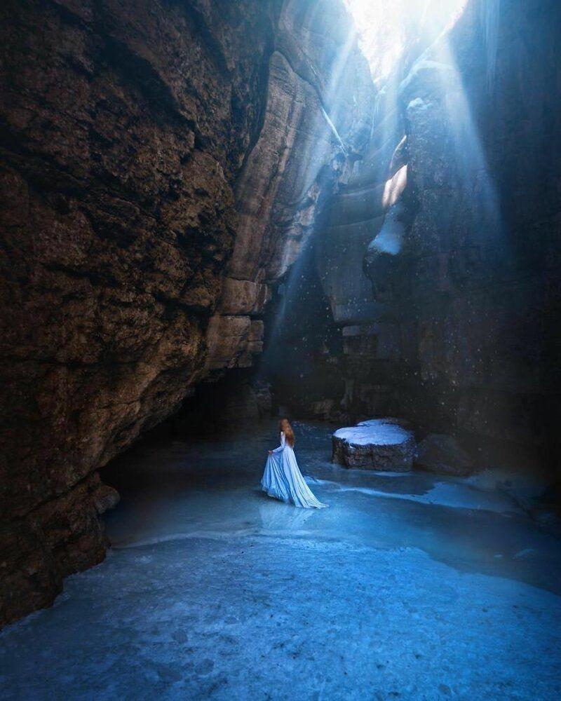 Сказка наяву путешественники Тиджей Дрисдейл и Виктория Йор фотографируют такие уголки планеты, что начинаешь верить, что сказочные миры существуют, фото № 22