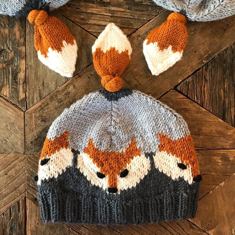 К зиме готовы! 50 идей вещей для вязания спицами, фото № 1