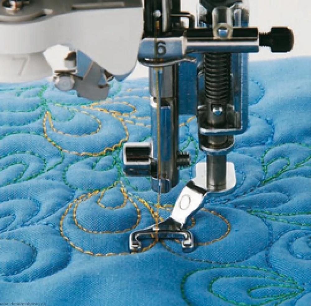 20 лапок для супер-возможностей вашей швейной машинки, фото № 17