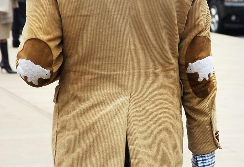 Декоративные заплатки на локтях одежды: 11 креативных идей, фото № 4