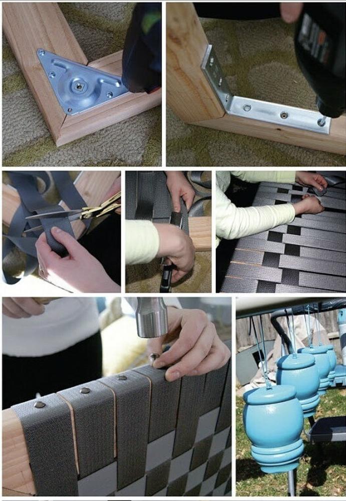 Креативные лежанки для питомцев своими руками: 33 идеи. Часть 1, фото № 11