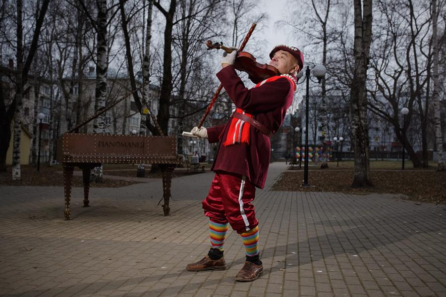 Вятский модник: как 72-летний пенсионер своими нарядами дает фору молодым, фото № 12