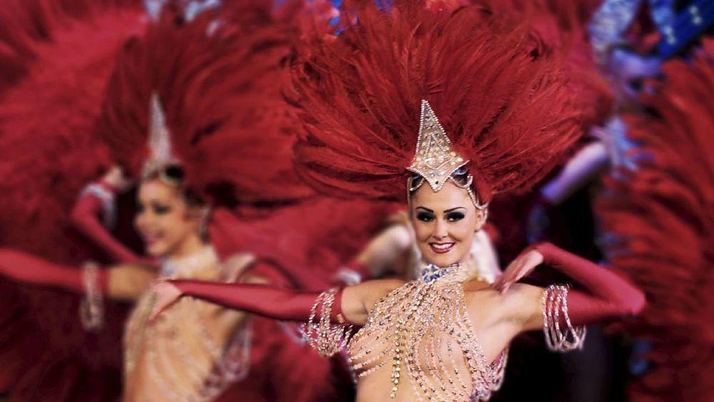 130 лет Мулен Руж великолепие и фееричность костюмов знаменитого кабаре, фото № 16