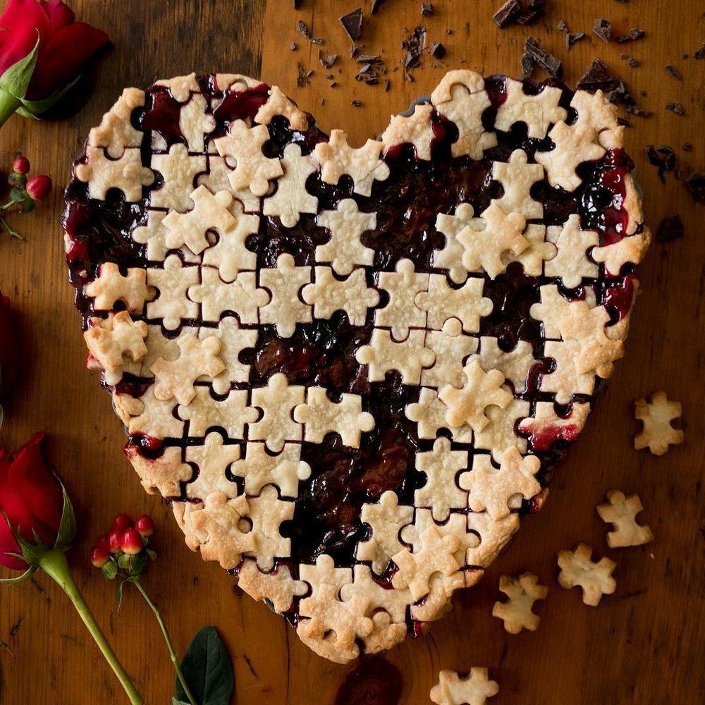 Самоучка печет пироги невероятной красоты: кулинарные шедевры от Helen Nugent + 3 секрета идеальной выпечки, фото № 39